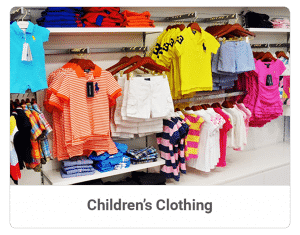 wholesale brand name kids clothing