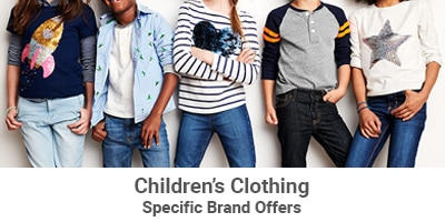 bulk brand name children clothing