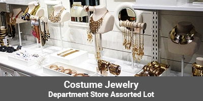 costume jewelry lots