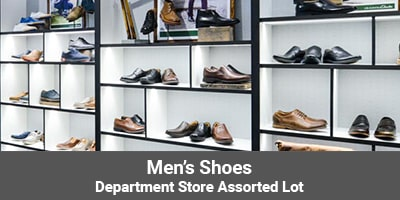 men's shoes lots