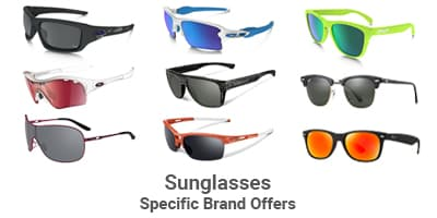 sunglasses specific brands