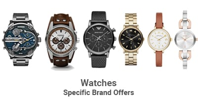 watches specific brands