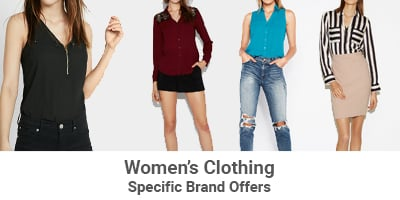 women's clothing specific brands