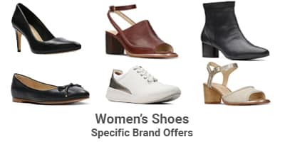 women's shoes specific brands