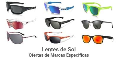 marcas especificas lentes de sol