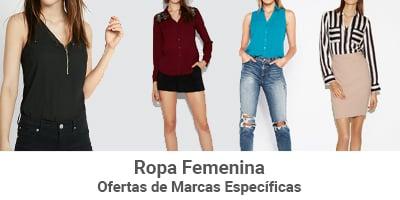 marcas especificas ropa femenina