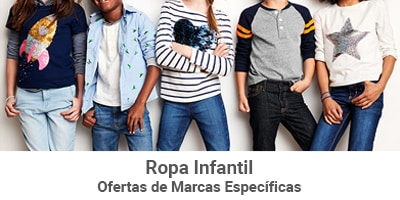 marcas especificas ropa infantil
